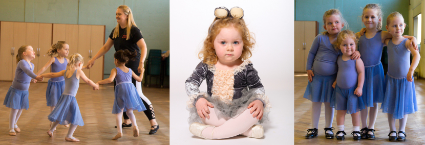 pre-school ballet and tap classes